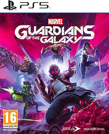 Marvels Guardians of the Galaxy - PlayStation 5 Játékok