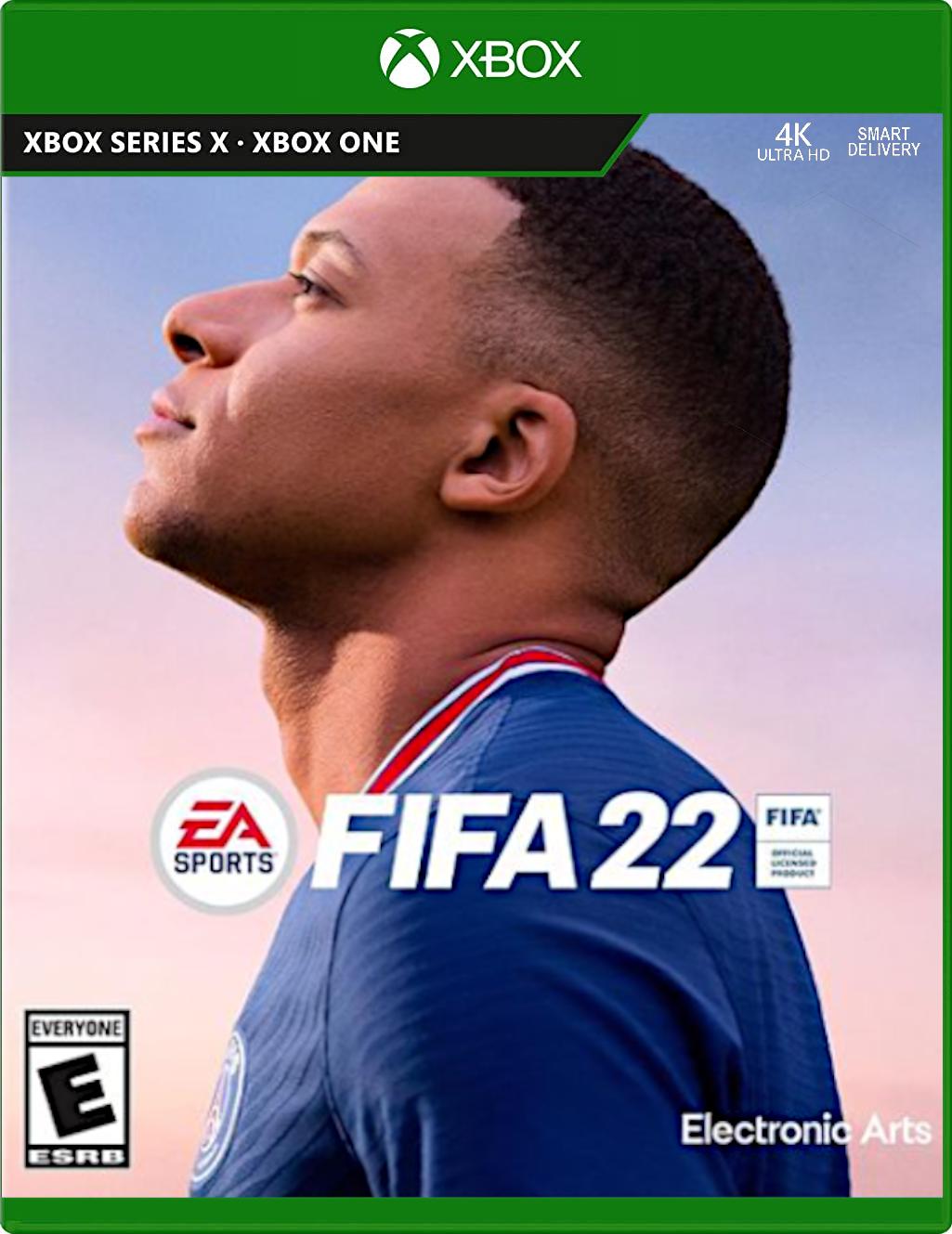 FIFA 22 (Xbox One kompatibilis)