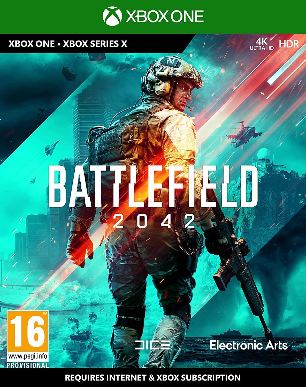 Battlefield 2042 - Xbox One Játékok
