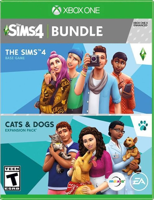 Sims 4 Cats And Dogs Bundl