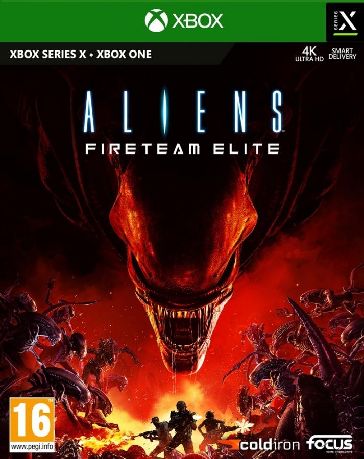 Aliens Fireteam Elite (Xbox One kompatibilis)