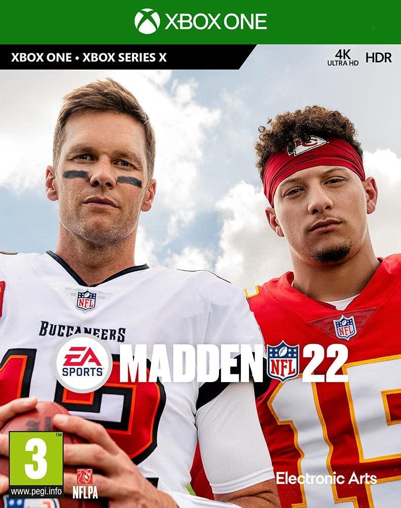 Madden NFL 22 (Xbox Series X kompatibilis)