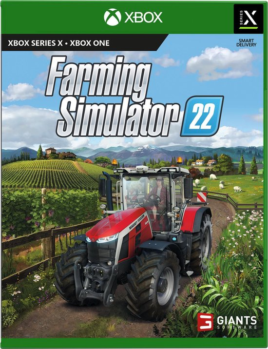Farming Simulator 22 (Xbox One kompatibilis)