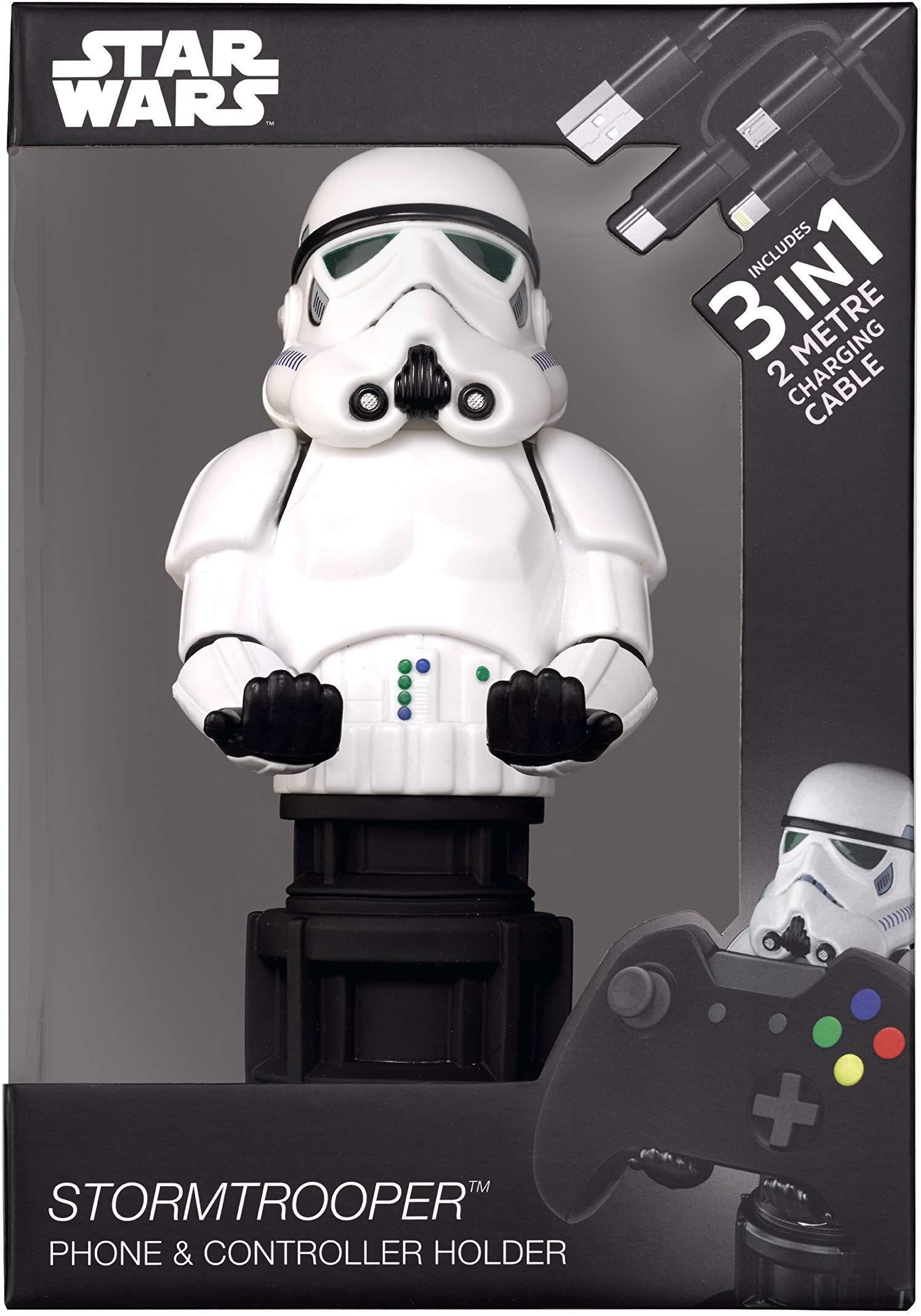Star Wars Stormtrooper Telefon/Kontroller tartó (20cm)