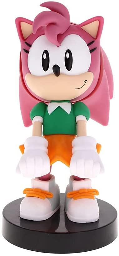 Sonic Amy Rose Telefon/Kontroller tartó (20cm)