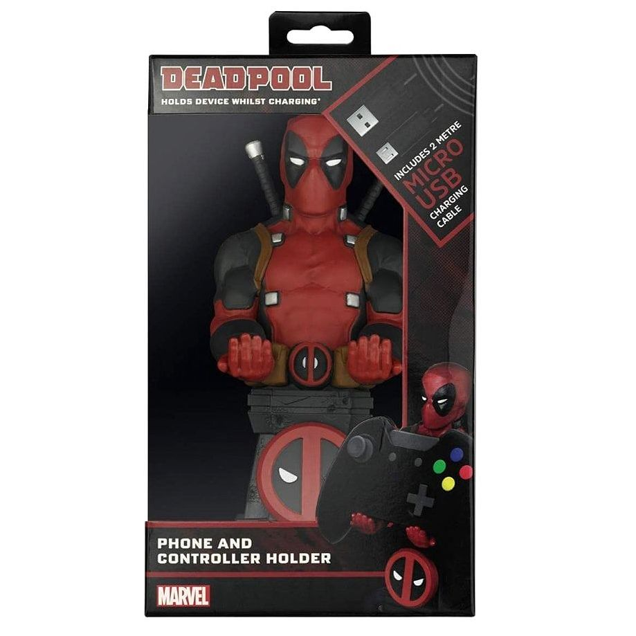 MARVEL Deadpool Telefon/Kontroller tartó (20cm)