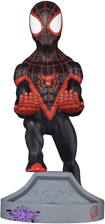 Marvel Spiderman Miles Morales Telefon/kontroller tartó (20cm)