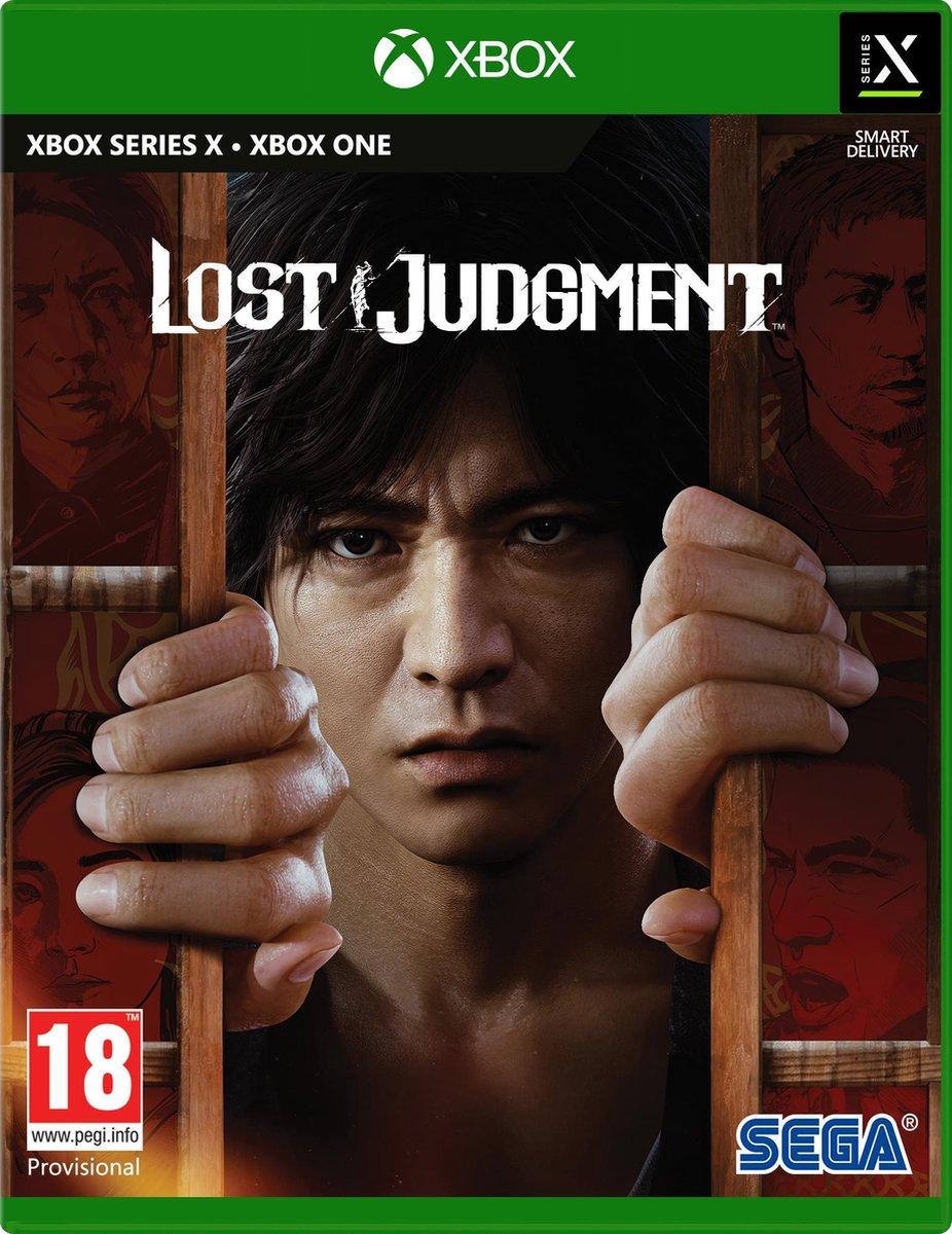 Lost Judgment (Xbox One kompatibilis)