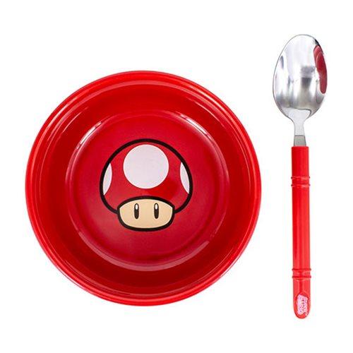 Super Mario Reggelizőkészlet