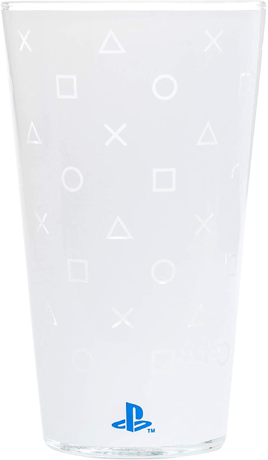 PlayStation 5 Icon Water Glass