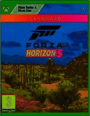 Forza Horizon 5 (magyar felirattal) (Xbox One kompatibilis)