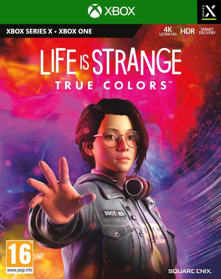 Life is Strange True Colors (Xbox One kompatibilis)