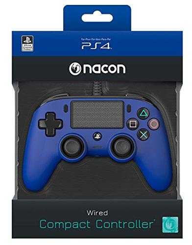 Nacon Wired Compact Controller (kék)
