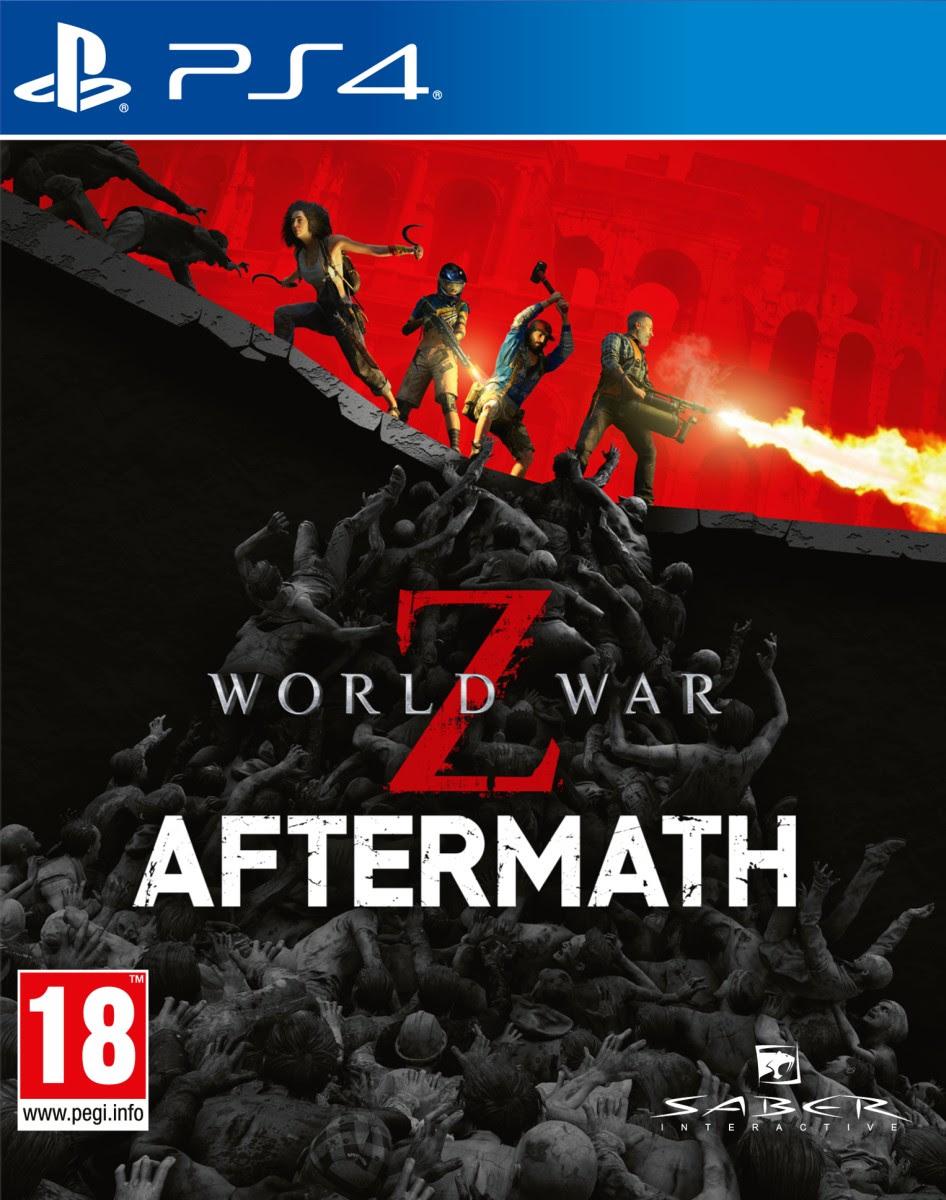 World War Z Aftermath (PS5 kompatibilis)