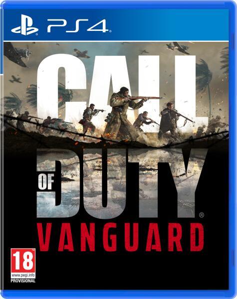 Call of Duty Vanguard - PlayStation 4 Játékok