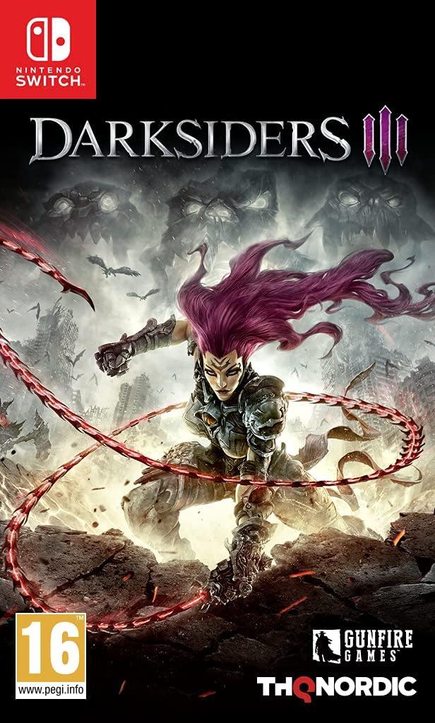 Darksiders III (Darksiders 3)