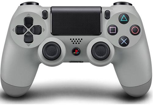 DualShock 4 Wireless Controller 20th Anniversary Edition
