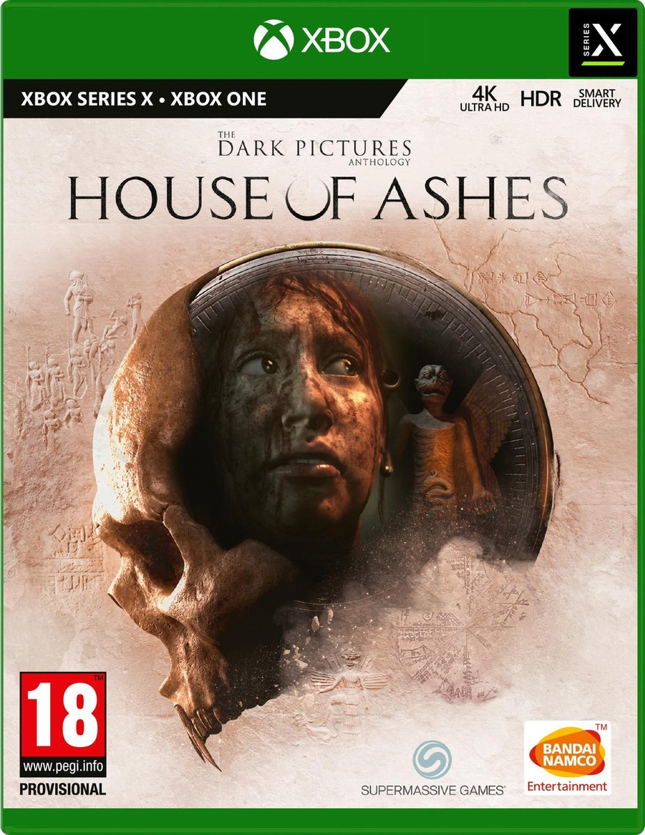The Dark Pictures Anthology House of Ashes (Xbox One kompatibilis)