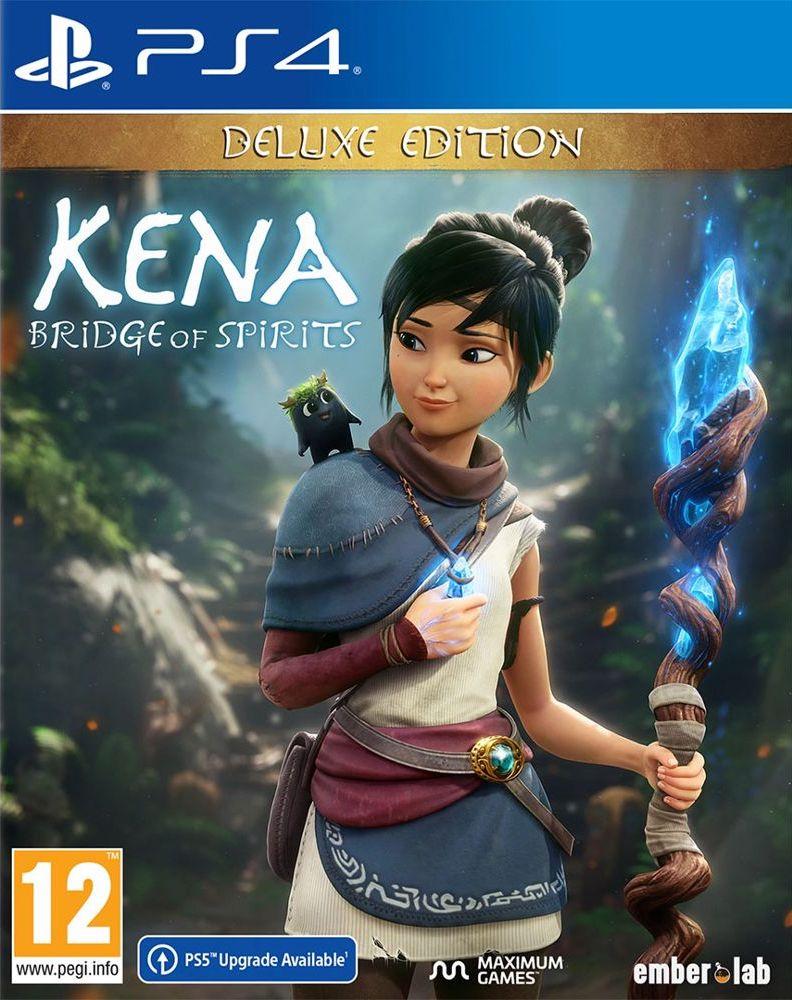 Kena Bridge of Spirits Deluxe Edition