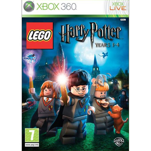 Lego - Harry Potter Years 1-4