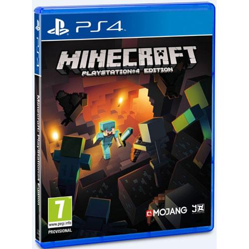 Minecraft PS4 Edition - PlayStation 4 Játékok