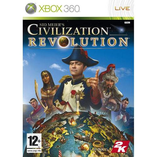Sid Meiers Civilization Revolution
