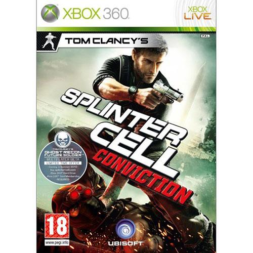 Tom Clancys Splinter Cell - Conviction