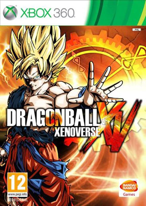 Dragon Ball Xenoverse - Xbox 360 Játékok