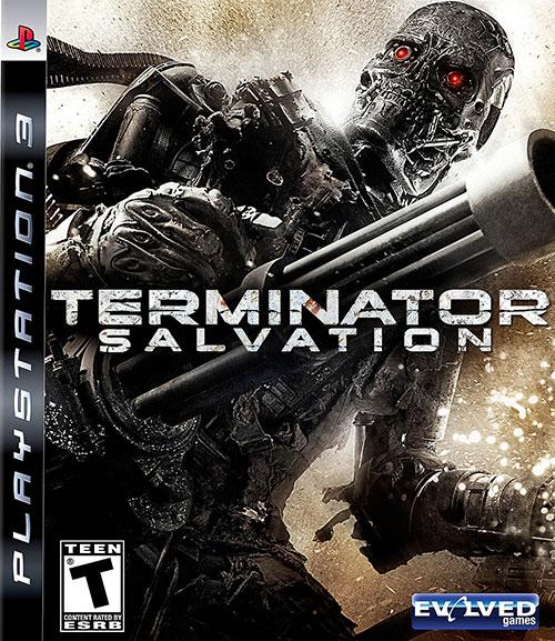 Terminator Salvation - PlayStation 3 Játékok