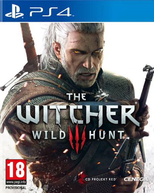 The Witcher 3 Wild Hunt - PlayStation 4 Játékok