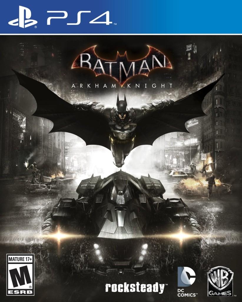 Batman Arkham Knight - PlayStation 4 Játékok