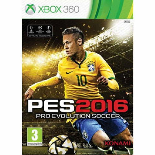 Pro Evolution Soccer 16