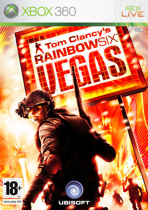 Tom Clancy Rainbow Six Vegas