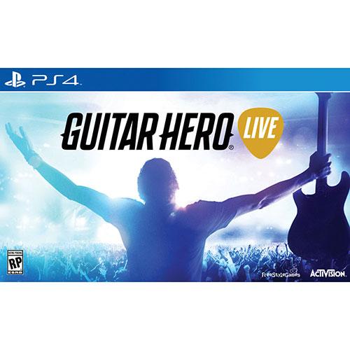 Guitar Hero Live (Gitár+játékszoftver)