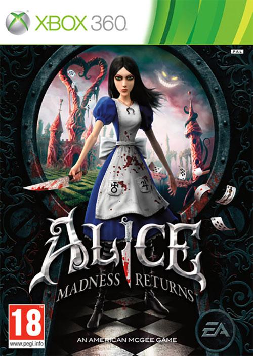 Alice Madness Returns - Xbox 360 Játékok