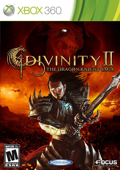 Divinity 2 The Dragon Knight Saga - Xbox 360 Játékok