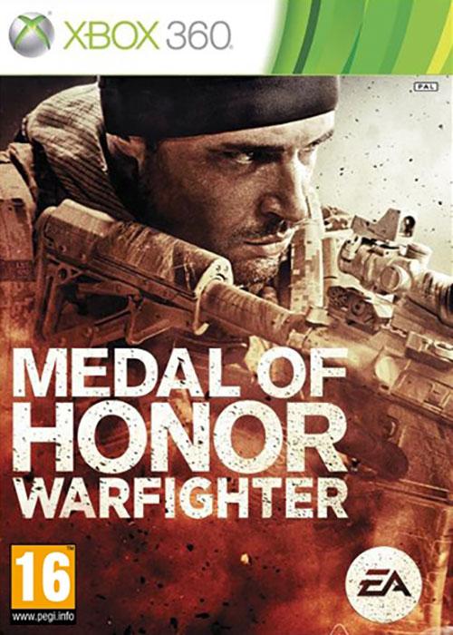 Medal of Honor Warfighter - Xbox 360 Játékok