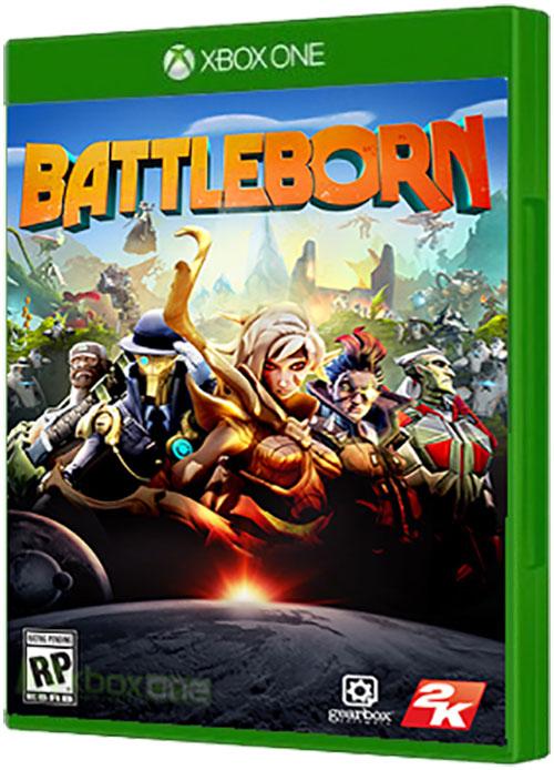 Battleborne