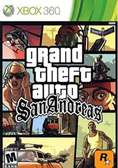 Grand Theft Auto San Andreas (GTA San Andreas)