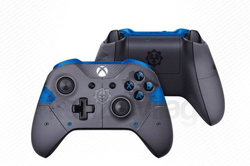 Xbox One Wireless (Vezeték nélküli) Controller Gears of War 4 JD Fenix Limited Edition Xbox One