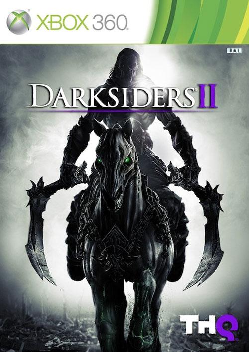 Darksiders 2 - Xbox 360 Játékok