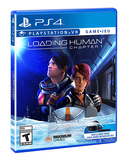 Loading Human PSVR