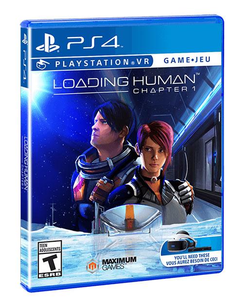 Loading Human PSVR - PlayStation 4 Ps4 VR játékok