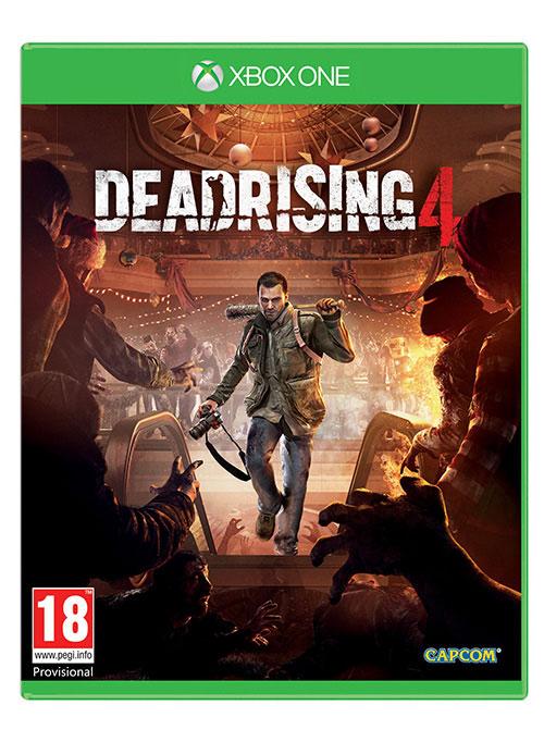 Dead Rising 4 - Xbox One Játékok