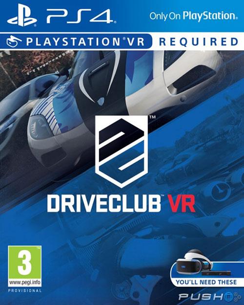 Driveclub PSVR