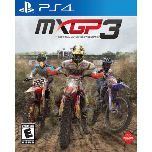 MXGP 3 - PlayStation 4 Játékok