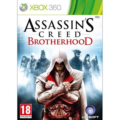 Assassins Creed Brotherhood - Xbox 360 Játékok