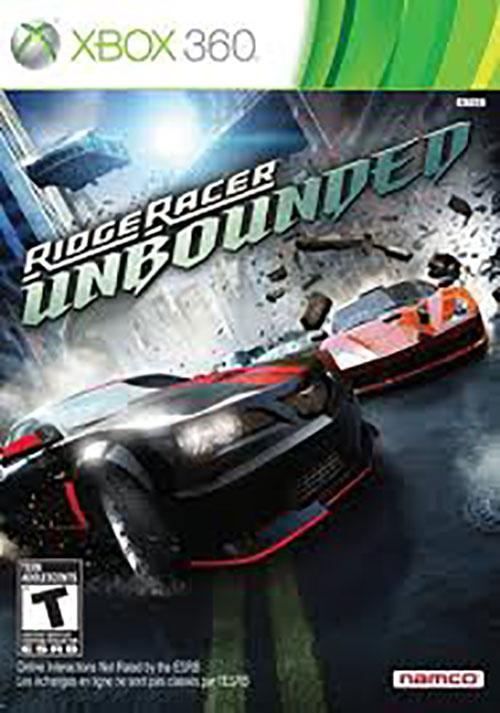 Ridge Racer Unbounded - Xbox 360 Játékok