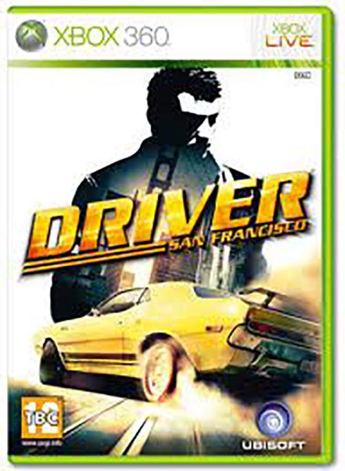 Driver San Francisco - Xbox 360 Játékok