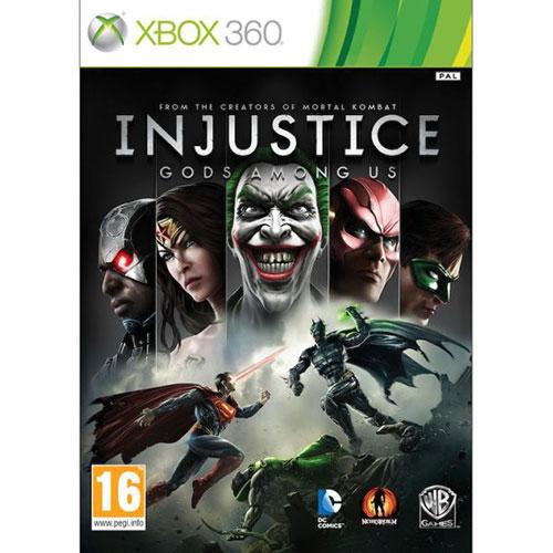 Injustice Ultimate Edition - Xbox 360 Játékok
